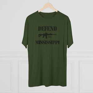 "Load image into Gallery viewer, ""Defend Mississippi"" Men's T-Shirt"