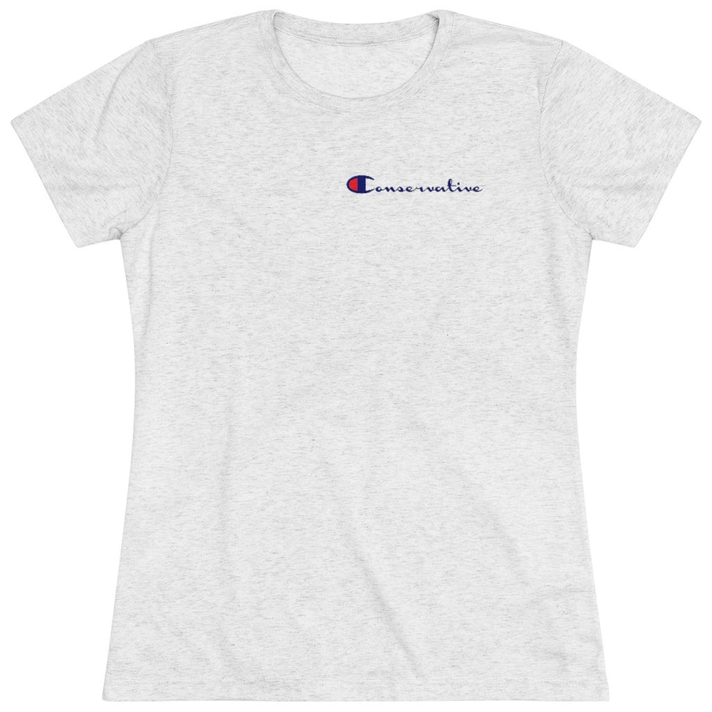 """Conservative"" Women's T-Shirt"