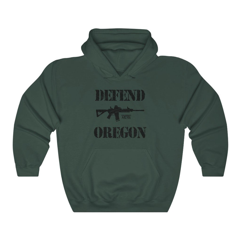 """Defend Oregon"" Women's Hoodie"