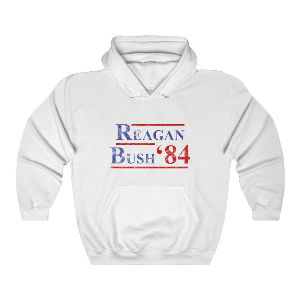 "Load image into Gallery viewer, ""Reagan Bush '84"" Women's Hoodie/Sweatshirt"