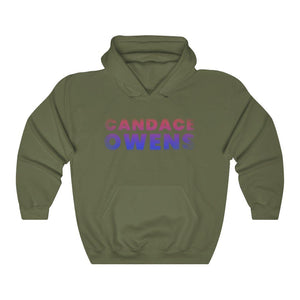 "Load image into Gallery viewer, ""Candace Owens Faded"" Men's Hoodie/Sweatshirt"