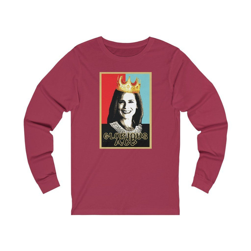 """The Glorious ACB"" Women's Long Sleeve Tee"