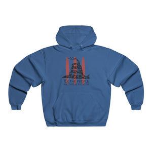 "Load image into Gallery viewer, ""Will Not Be Stood on"" Men's Hoodie/Sweatshirt"