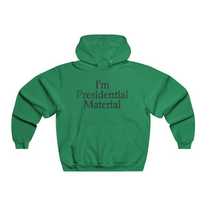 "Load image into Gallery viewer, ""Presidential Material"" Women's Hoodie/Sweatshirt"
