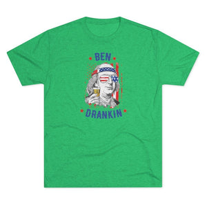 "Load image into Gallery viewer, ""Ben Drankin"" Men's T-Shirt"