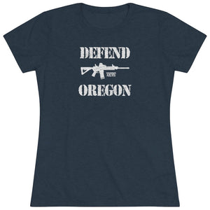 "Load image into Gallery viewer, ""Defend Oregon"" Women's T-Shirt"