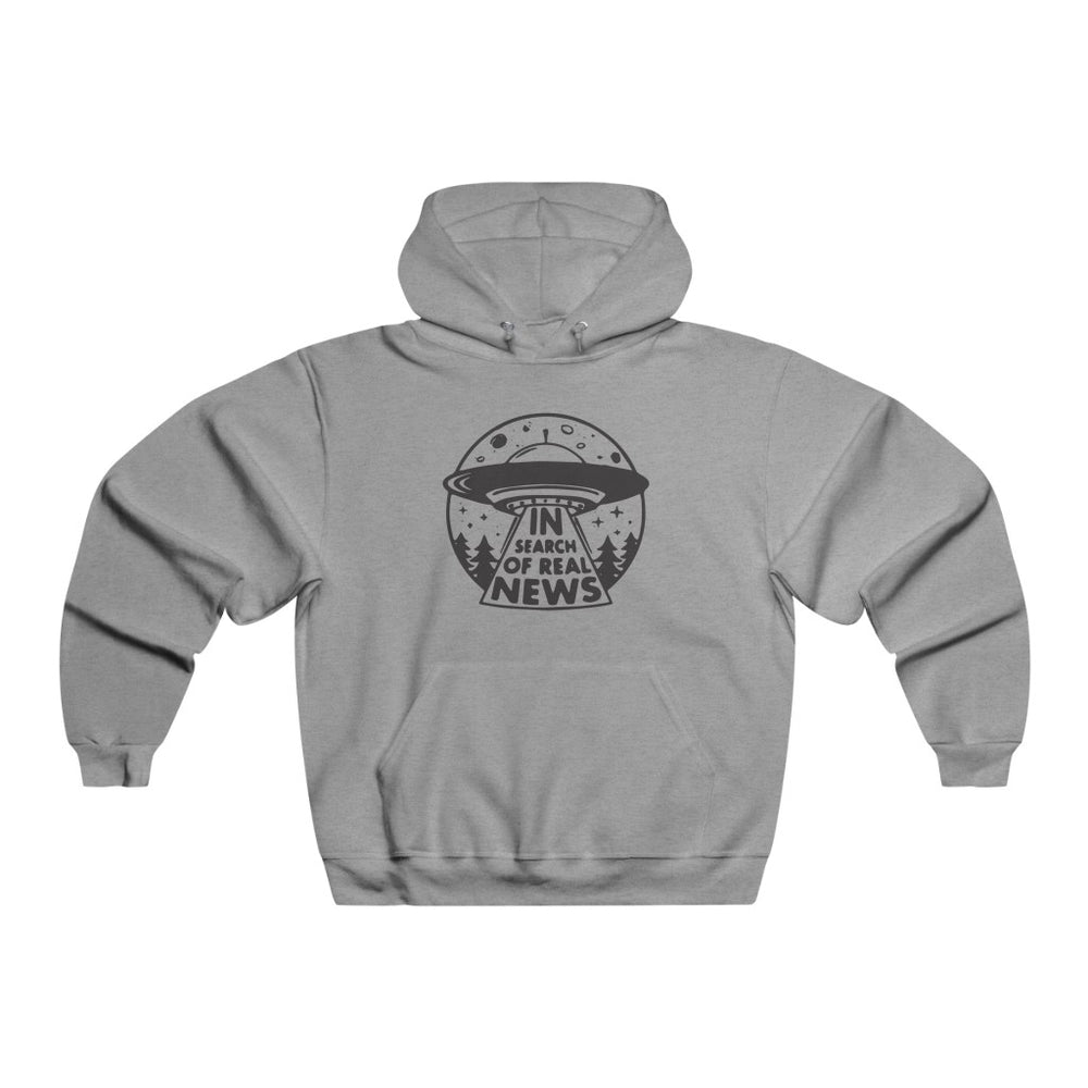 """In Search of Real News"" Women's Hoodie/Sweatshirt"