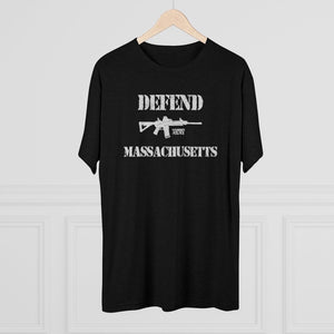 "Load image into Gallery viewer, ""Defend Massachusetts"" Men's T-Shirt"