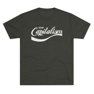 "Load image into Gallery viewer, ""Enjoy Capitalism"" Men's T-Shirt"
