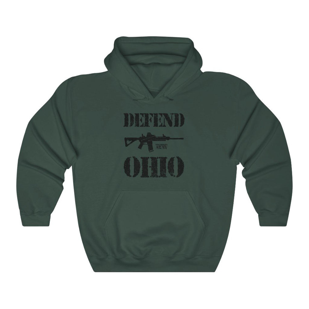 """Defend Ohio"" Women's Hoodie"