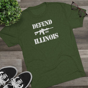 """Defend Illinois"" Men's T-Shirt"