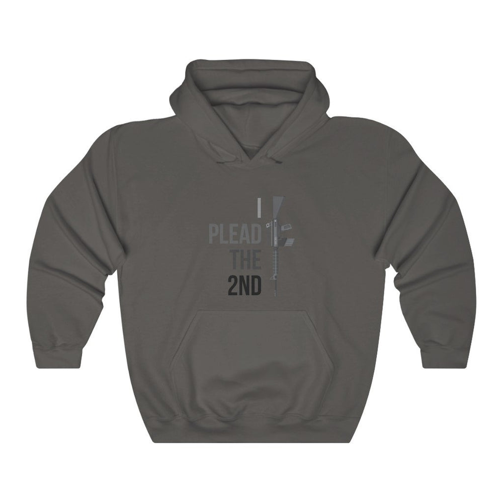 "Load image into Gallery viewer, ""I Plead the 2nd"" Women's Hoodie"