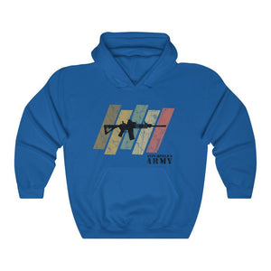 """Stinchfield's Army Retro"" Women's Hoodie"