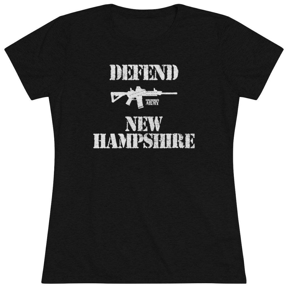 "Load image into Gallery viewer, ""Defend New Hampshire"" Women's T-Shirt"