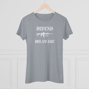 """Defend Delaware"" Women's T-Shirt"