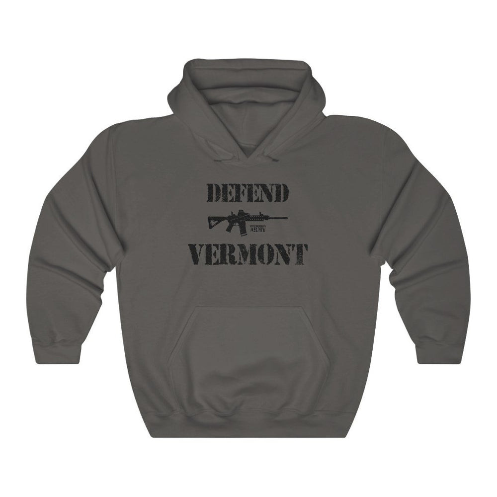 "Load image into Gallery viewer, ""Defend Vermont"" Women's Hoodie"