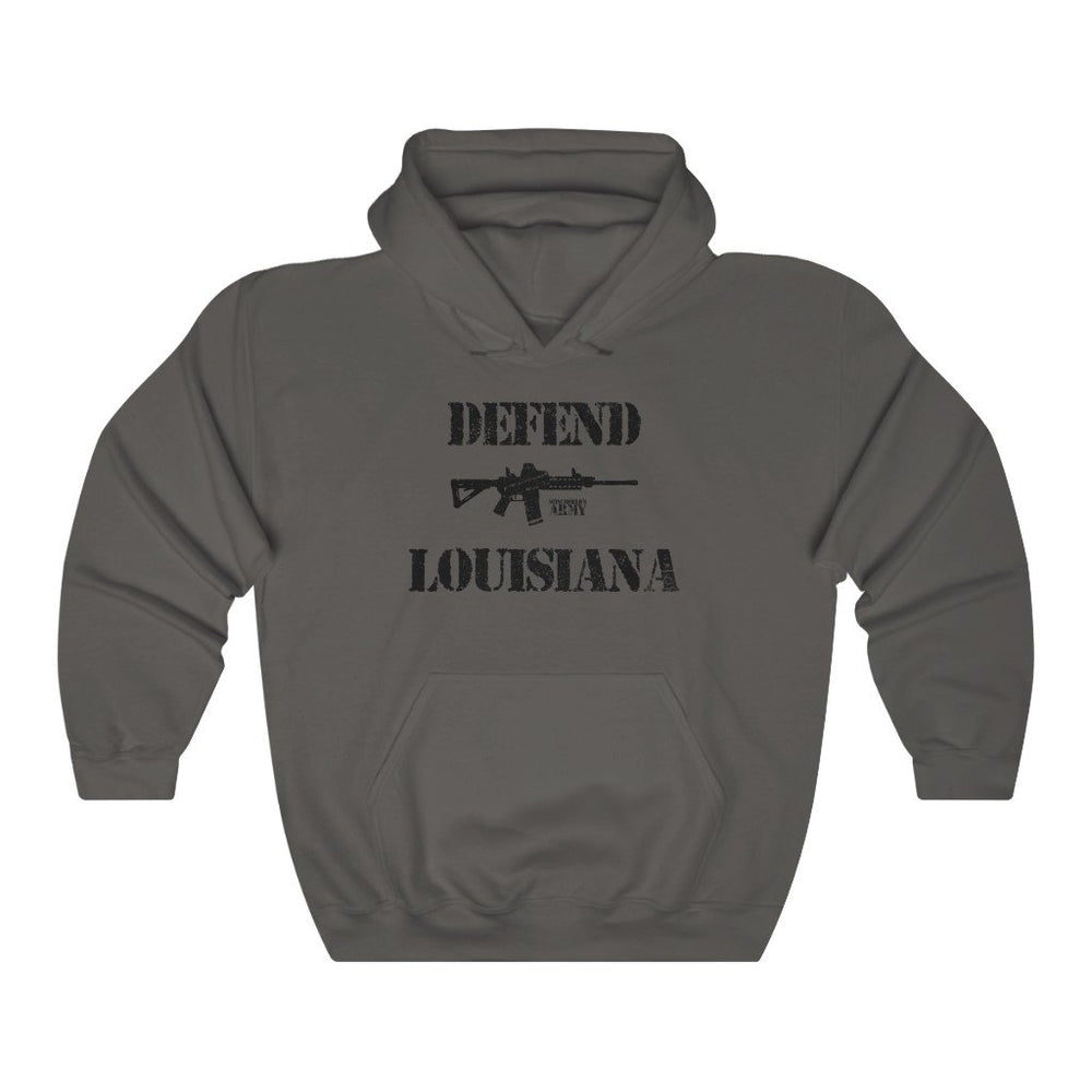 "Load image into Gallery viewer, ""Defend Louisiana"" Women's Hoodie"