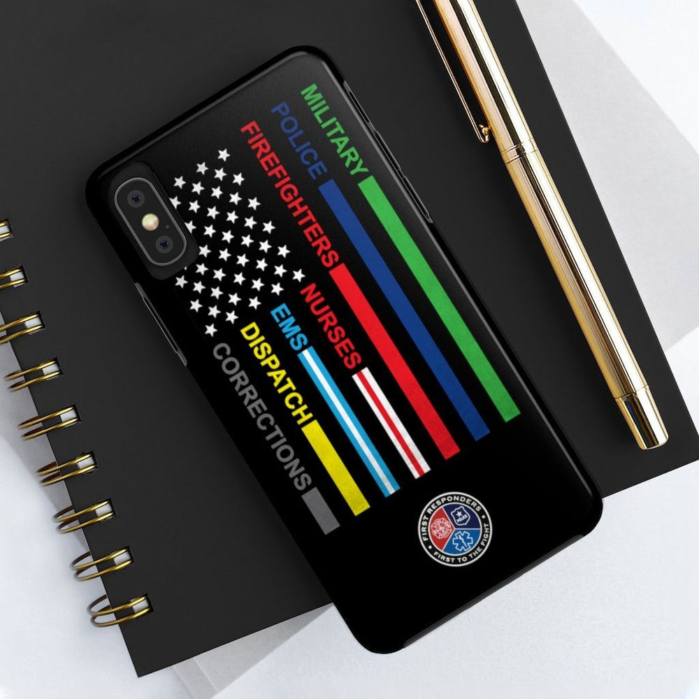 """First Responder"" iPhone Case"