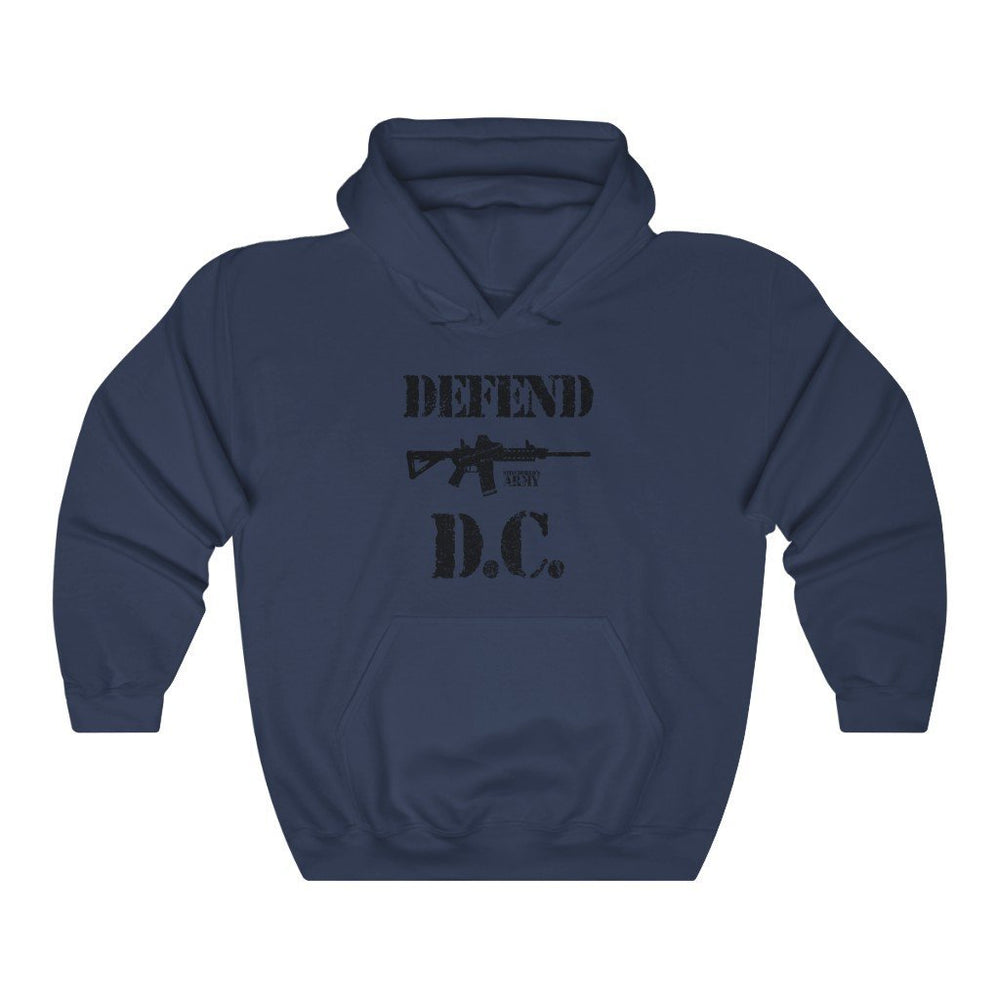 "Load image into Gallery viewer, ""Defend D.C."" Women's Hoodie"