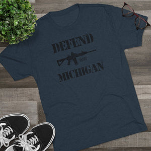 """Defend Michigan"" Men's T-Shirt"