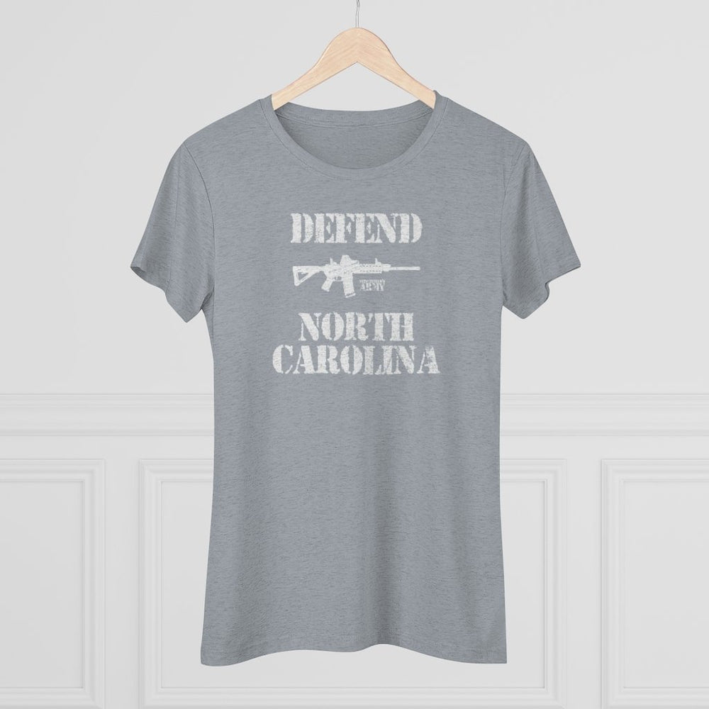 "Load image into Gallery viewer, ""Defend North Carolina"" Women's T-Shirt"