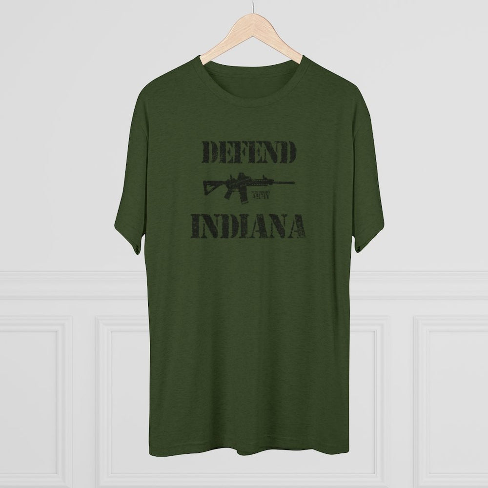 """Defend Indiana"" Men's T-Shirt"