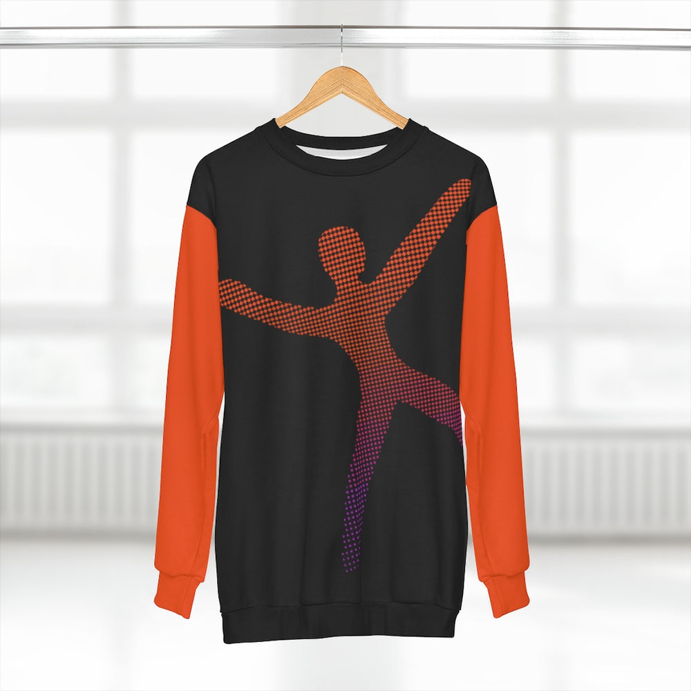 """BLEXIT Double Logo Sleeve"" Women's Sweatshirt"