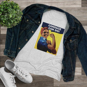 """Candace Can Do"" Women's T-Shirt"
