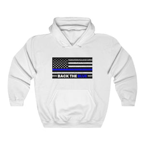 """Back The Blue"" Women's Hoodie/Sweatshirt"