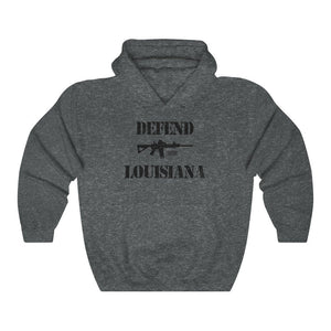 "Load image into Gallery viewer, ""Defend Louisiana"" Men's Hoodie"