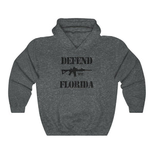 "Load image into Gallery viewer, ""Defend Florida"" Men's Hoodie"