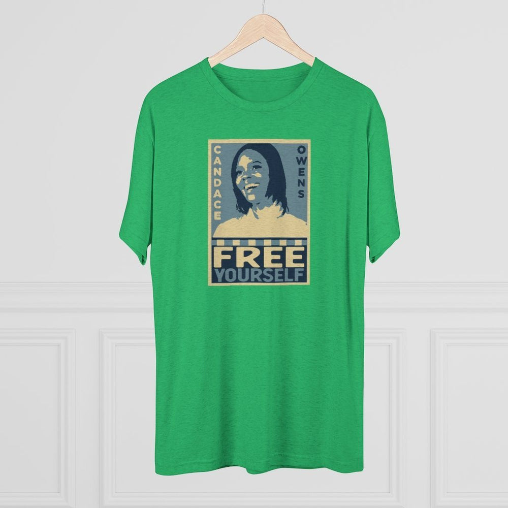 """Free Yourself"" Men's T-Shirt"