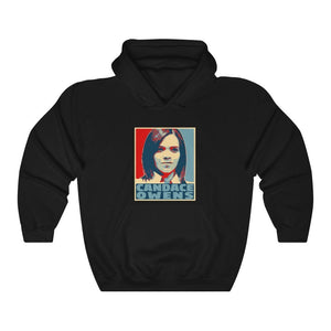 "Load image into Gallery viewer, ""Candace HOPE"" Men's Hoodie/Sweatshirt"