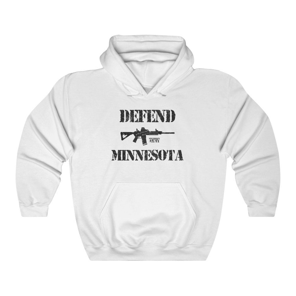 "Load image into Gallery viewer, ""Defend Minnesota"" Men's Hoodie"