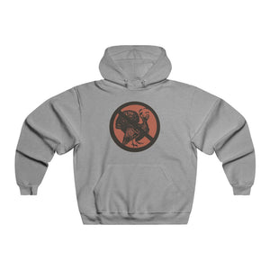 """Jimmy The Turkey"" Men's Hoodie/Sweatshirt"