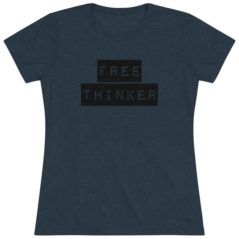"Load image into Gallery viewer, ""Free Thinker"" Women's T-Shirt"