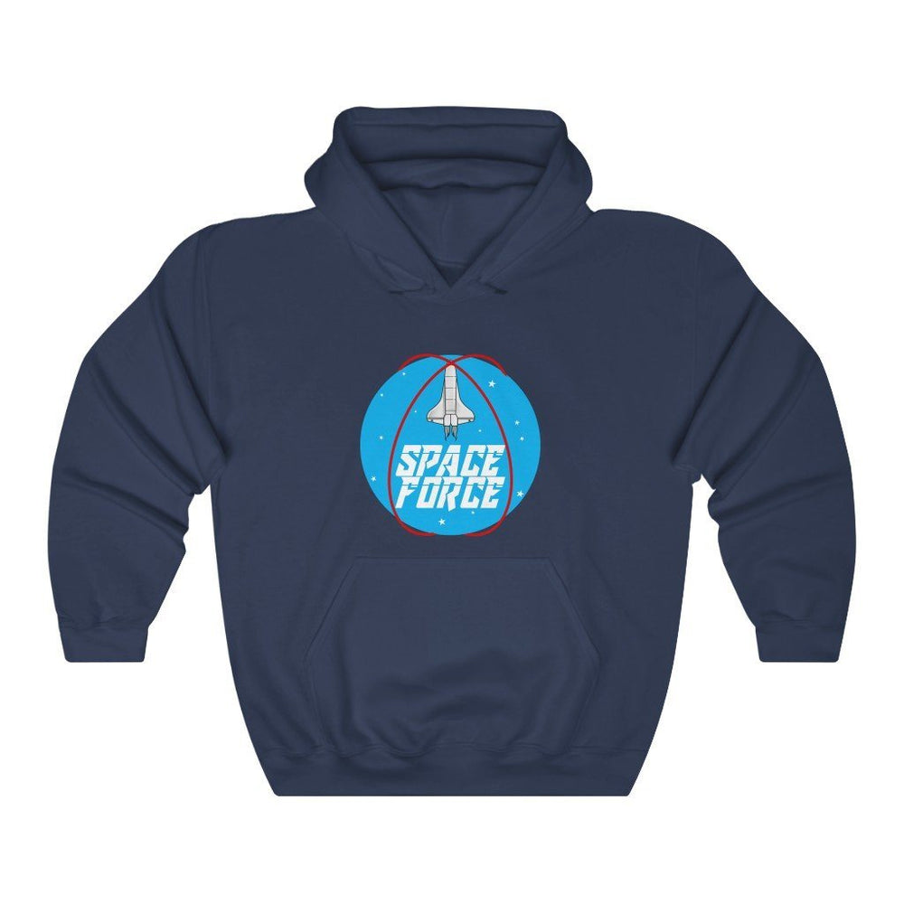 """Space Force"" Men's Hoodie/Sweatshirt"