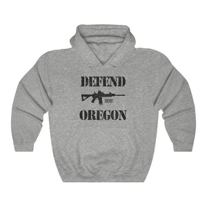 """Defend Oregon"" Men's Hoodie"