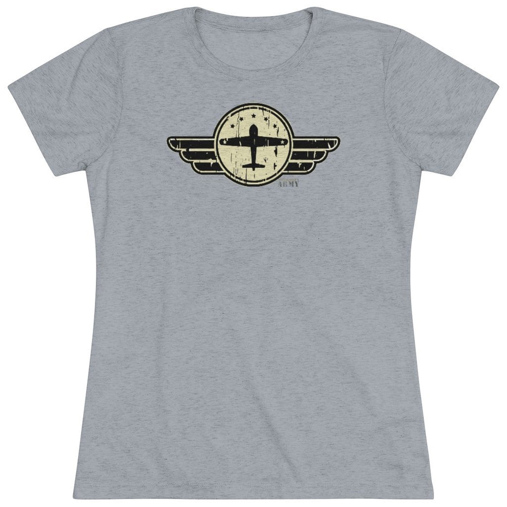 "Load image into Gallery viewer, ""Stinchfield's Army Air Corp"" Women's T-Shirt"