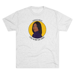"Load image into Gallery viewer, ""I Like The Way Candace Thinks"" Men's T-Shirt"