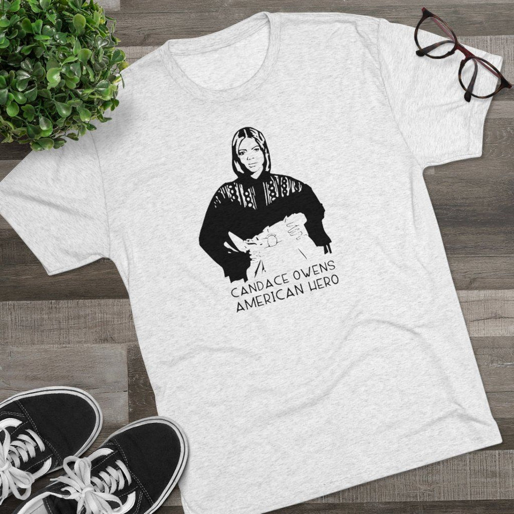 """American Hero"" Men's T-Shirt"