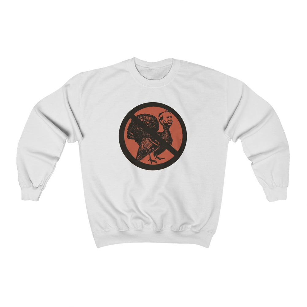 "Load image into Gallery viewer, ""Jimmy The Turkey"" Women's Crewneck Sweatshirt"