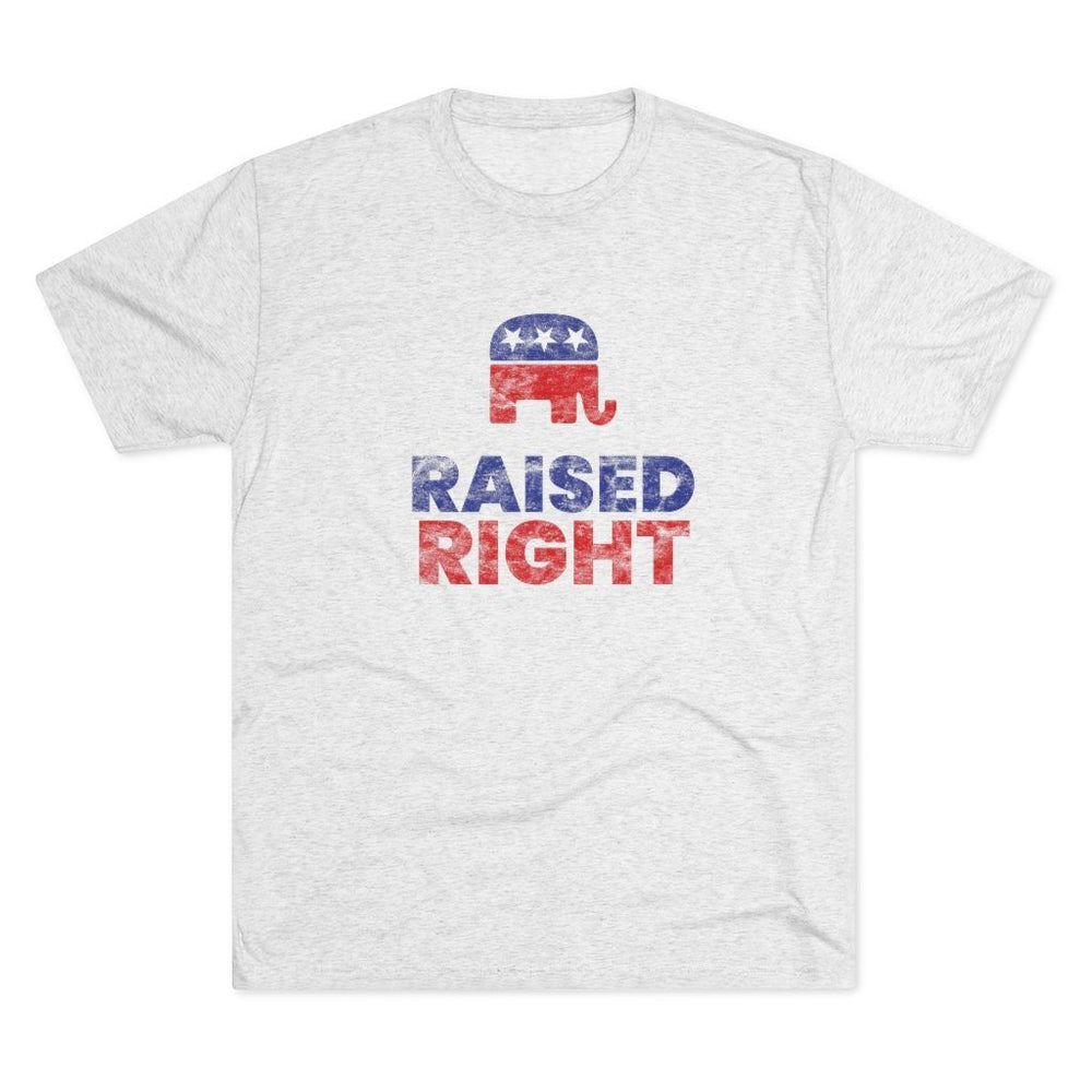 "Load image into Gallery viewer, ""Raised Right"" Men's T-Shirt"