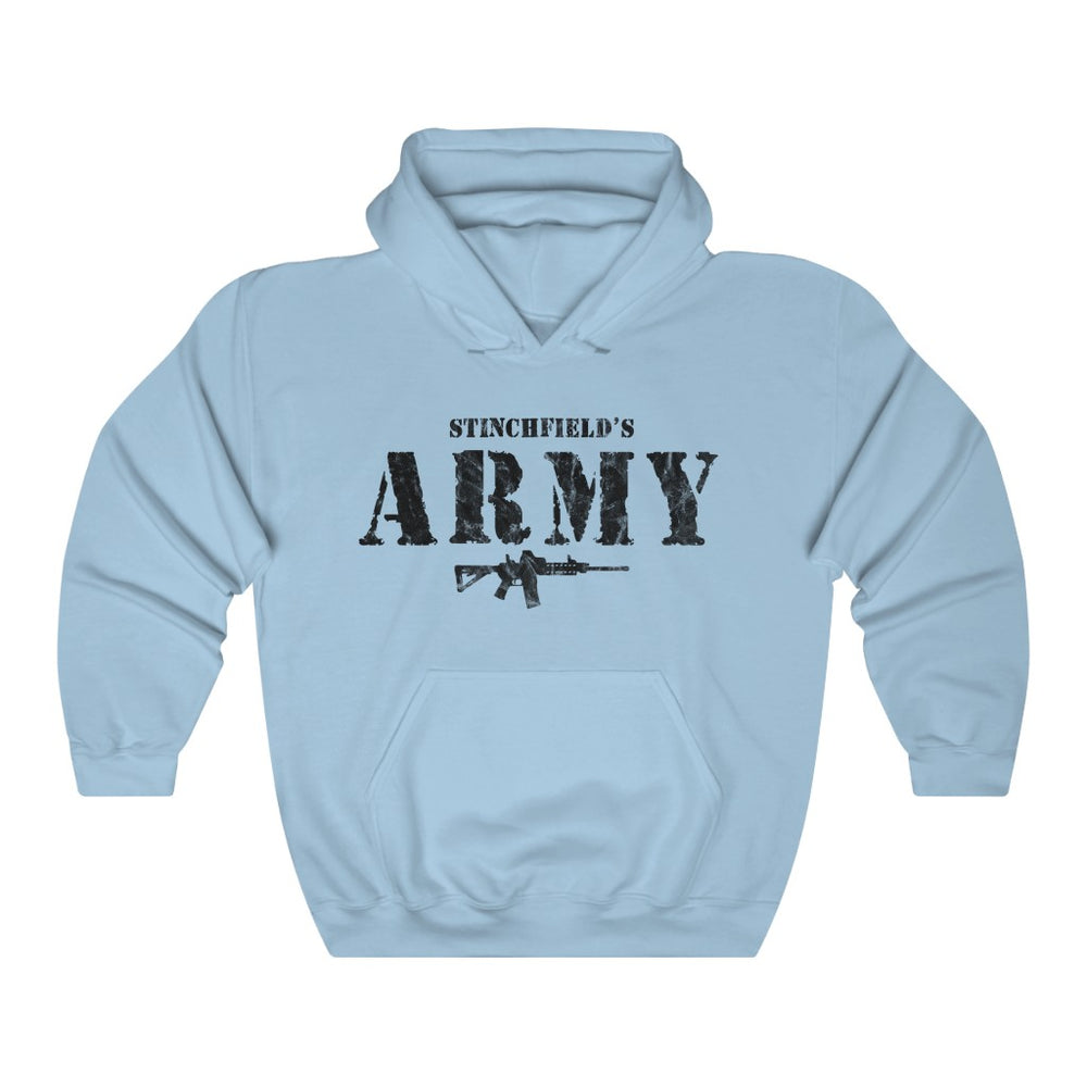 "Load image into Gallery viewer, ""Stinchfield's Army AR-15"" Women's Hoodie"