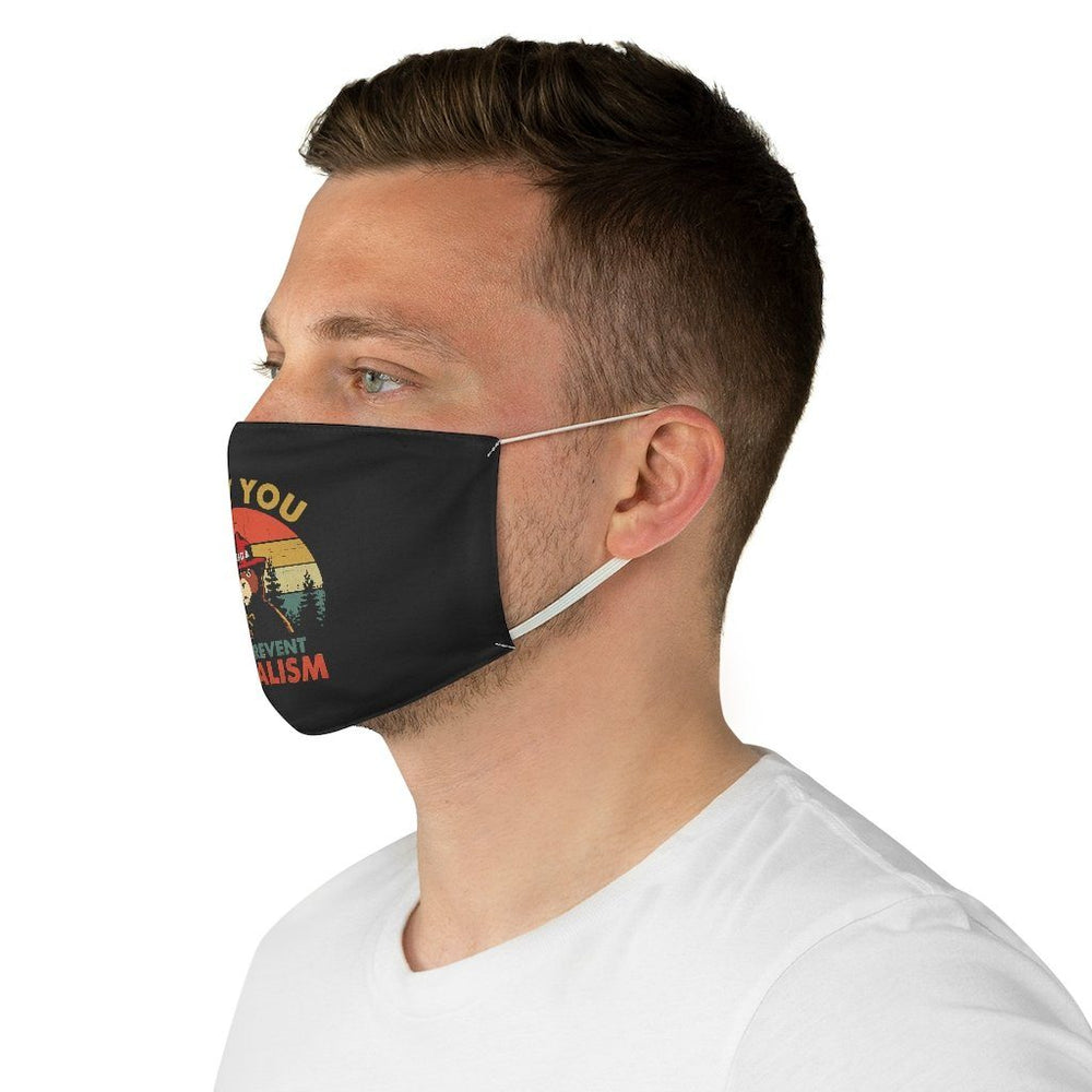 """Only You Can Prevent Socialism"" Face Mask"