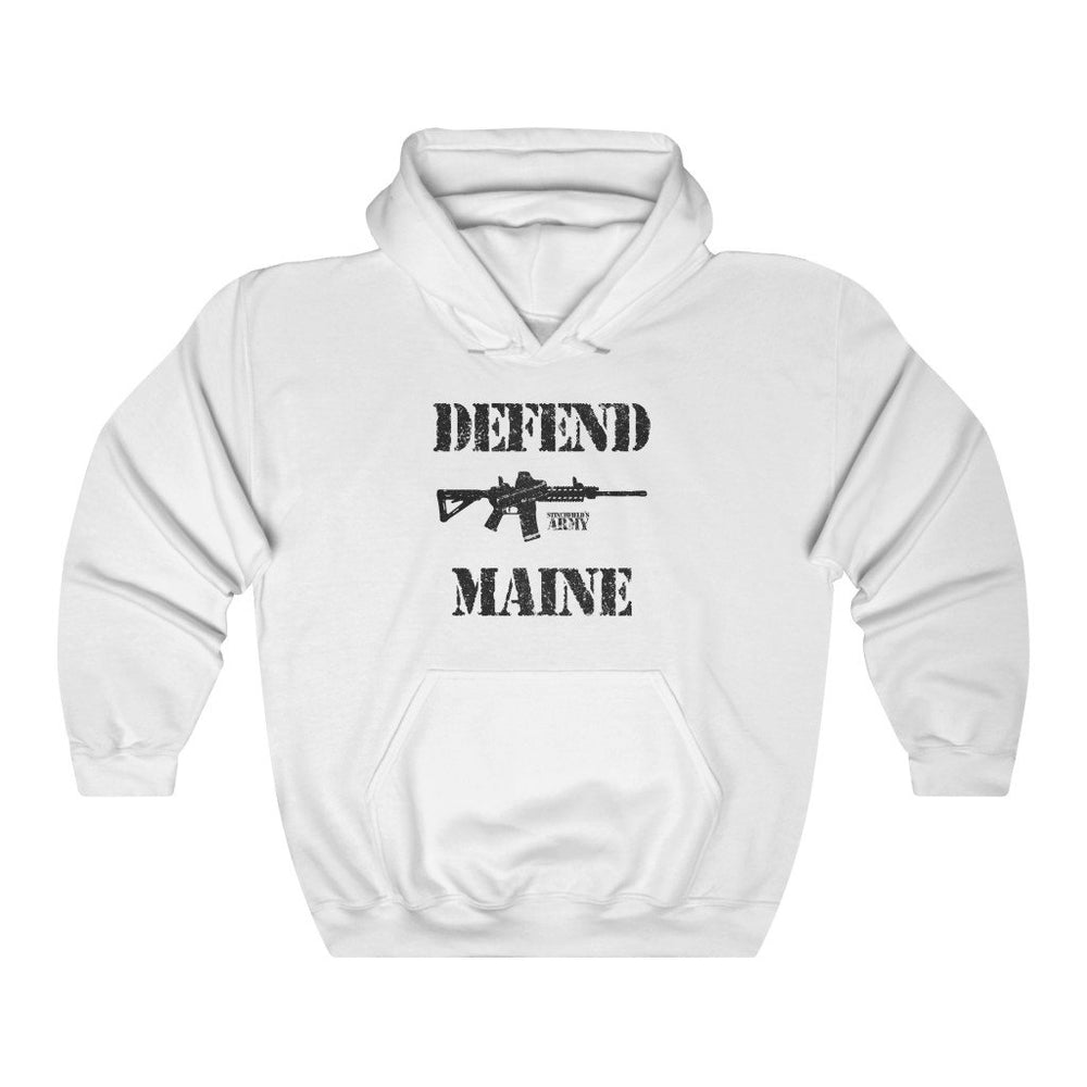 """Defend Maine"" Women's Hoodie"