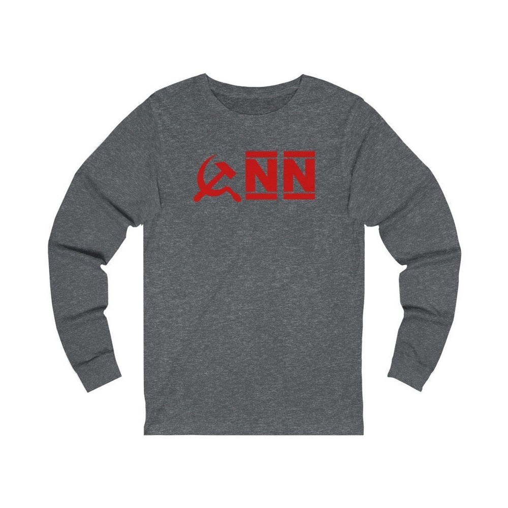 """Fake News"" Women's Long Sleeve Tee"