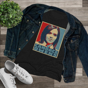 """Candace Owens HOPE"" Women's T-Shirt"