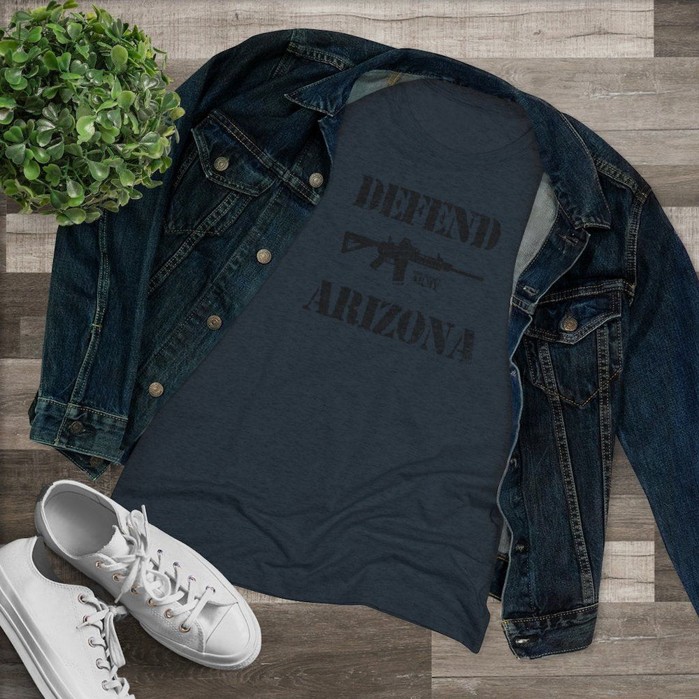 "Load image into Gallery viewer, ""Defend Arizona"" Women's T-Shirt"