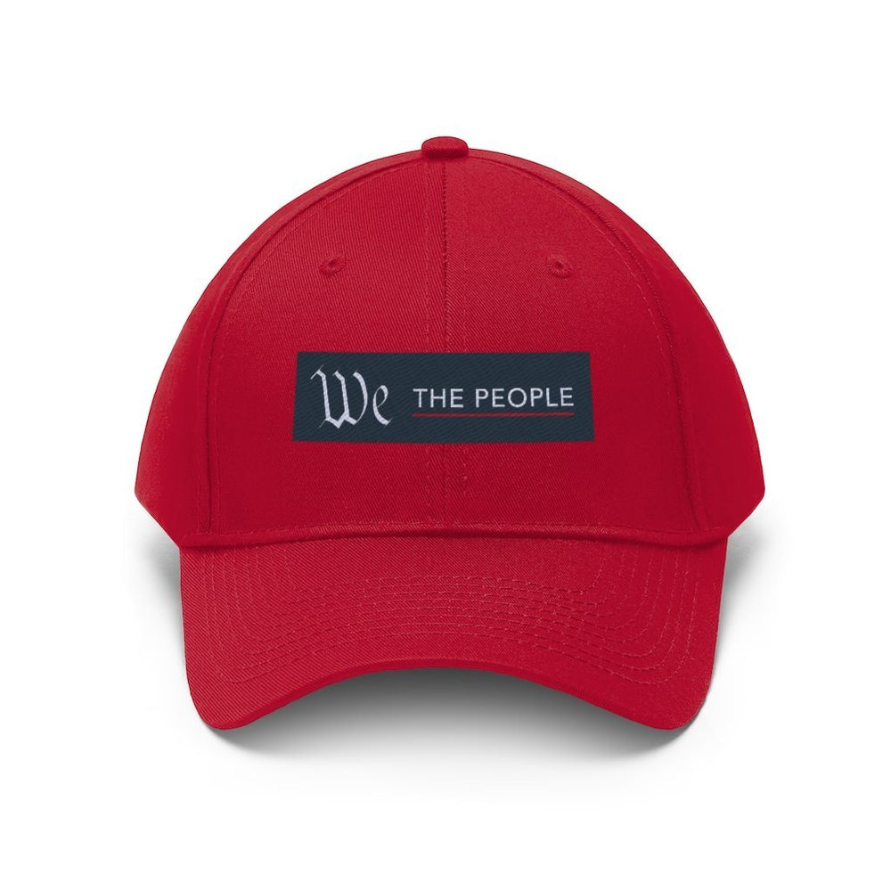 """We The People"" Baseball Hat"